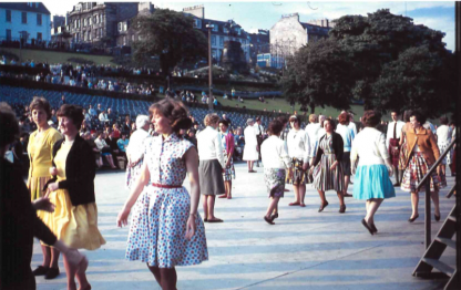 Memories from The Ross Bandstand