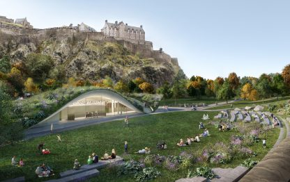 Public invited to take part in consultation about designs for West Princes Street Gardens' future