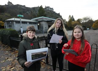 Scottish youth invited to have say on future of West Princes Street Gardens
