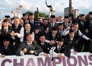 Edinburgh Pipe Band Championships