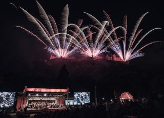Virgin Money Fireworks Concert 2020